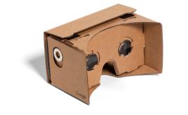 Un esempio di Google Cardboard